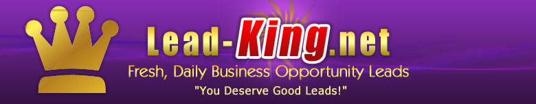Biz Op Leads by Lead King